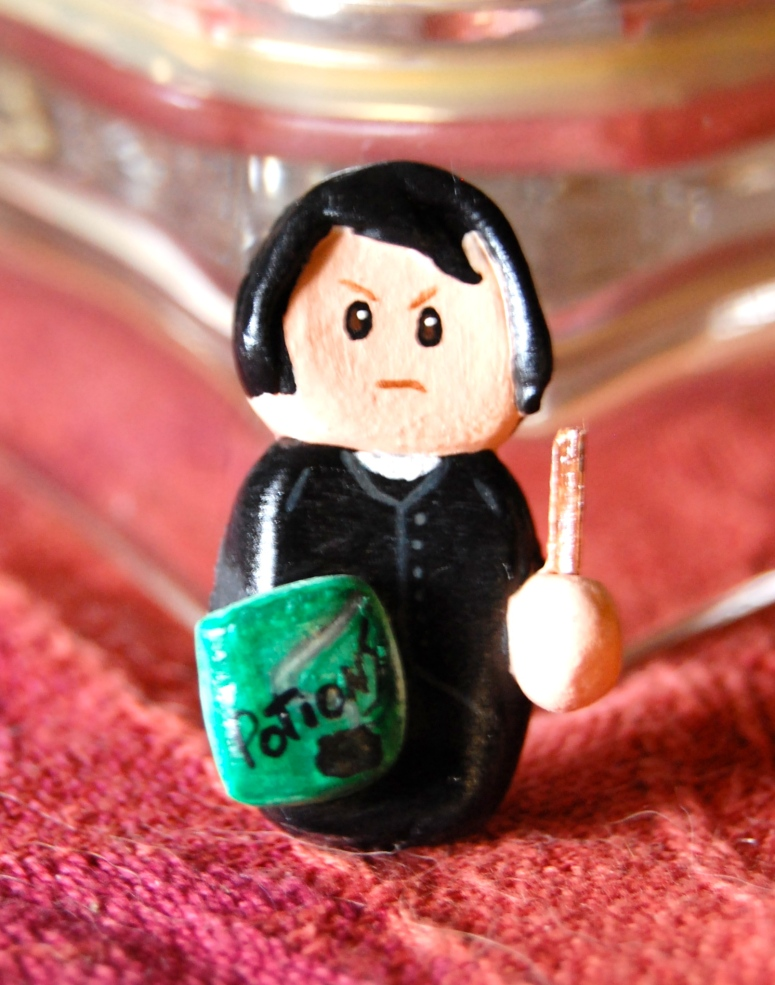 Snape, Snape, Severus Snape!