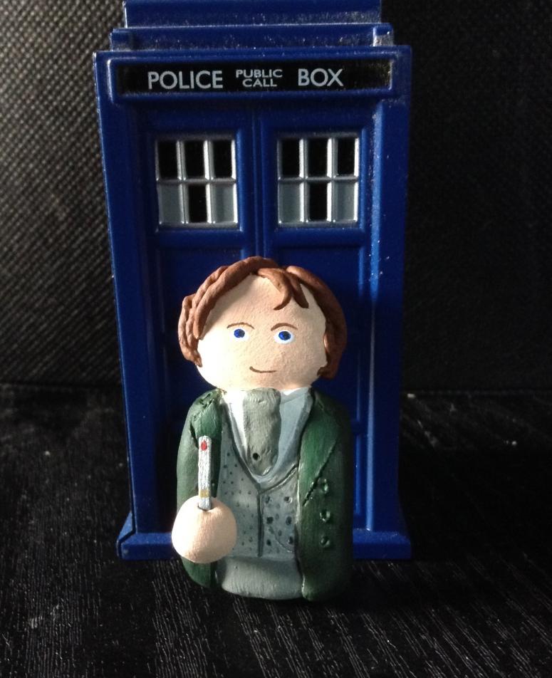 Dapper 8th Doctor is dapper