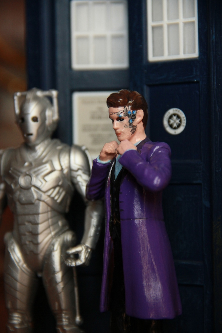 Mr. Clever and Cyberman